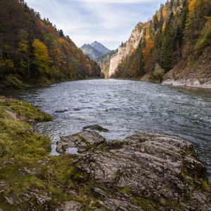 Jesenný Dunajec