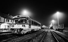 Noc na stanici II