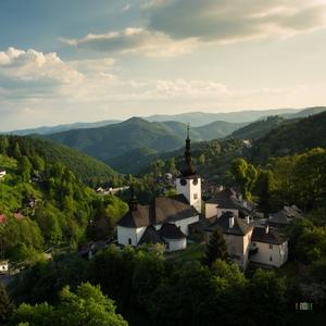 V Slovenských dolinách