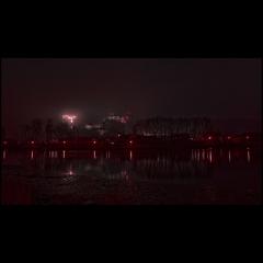 Noc pri rieke...