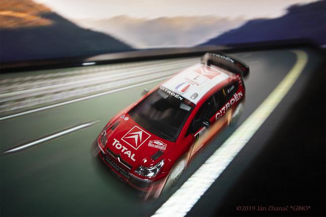Domáci WRC panning...