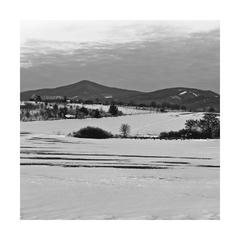 Krajina pod Ostrým vrchom.