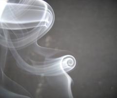 zadymeny dym