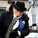Hudba na Staroměstském náměstí