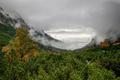 Jesenná Veľká studená dolina