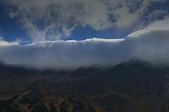 Roháče v oblakoch