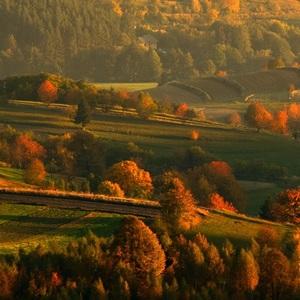 Jesenná paleta..