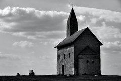 Dražovský kostolík...