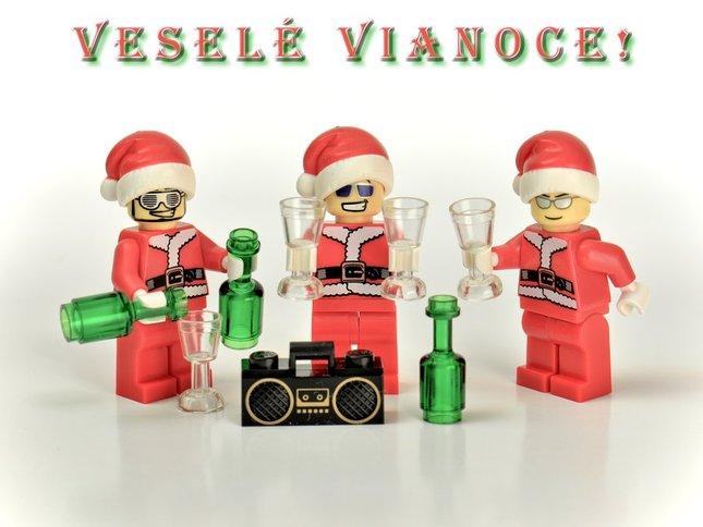 Veselé vianoce ...