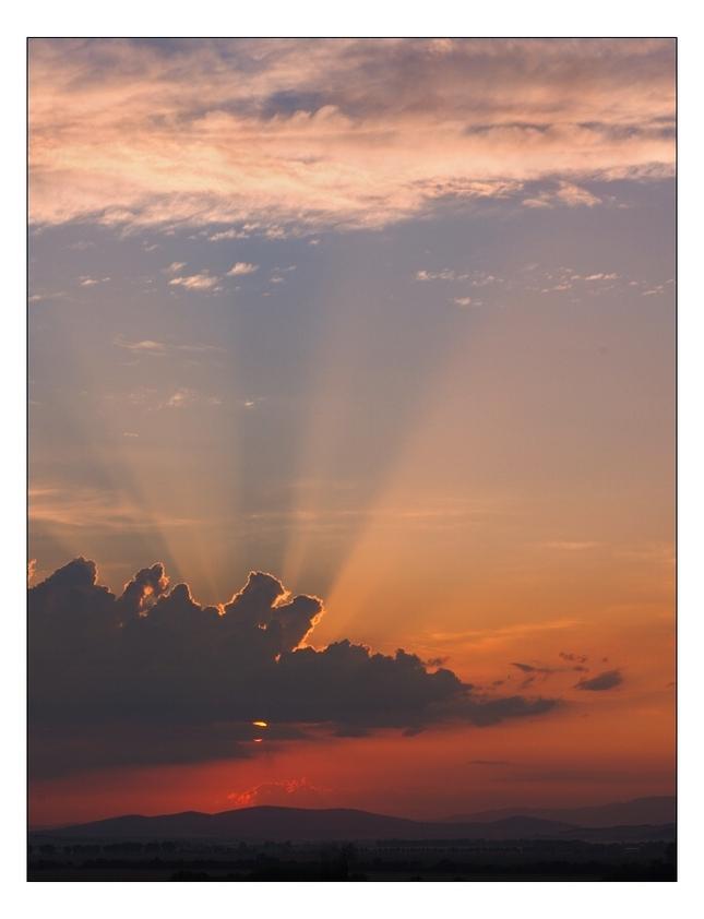Tam,kde Slnko ráno vstáva..:)