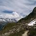 Alpská, turistická