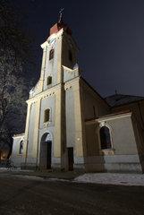 Hrdý kostol