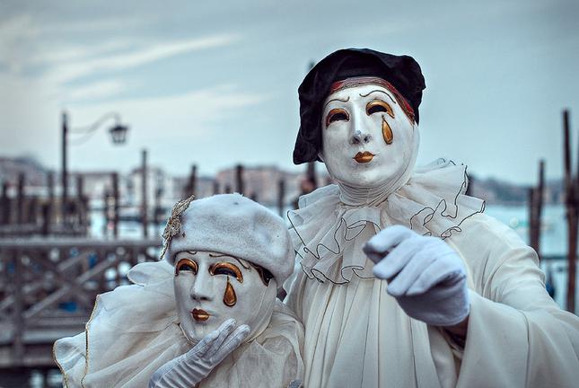 karnevalové reminiscencie II.