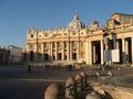 Námestie sv. Petra- Vatikán