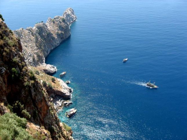 Alanya- záliv