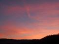 oranžová obloha