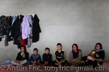 Utečenci v Iraku