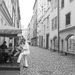 Praha street s Fuji X100