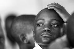 Škola pre nemé deti Keňa