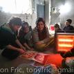 Yezidi refugees in Iraq