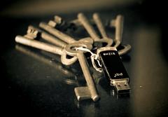 Staré kľúče
