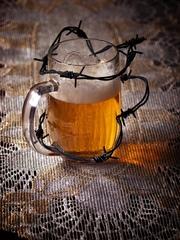 Pivo v tŕni
