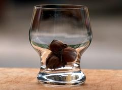 Tri orechy do skla