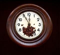 Najvyšší čas na kávu