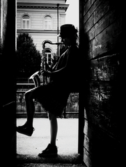 Pouličný džez