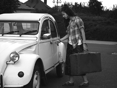 Cestovateľka