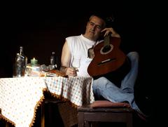 Unavený muzikant