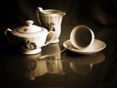 Čaj o piatej