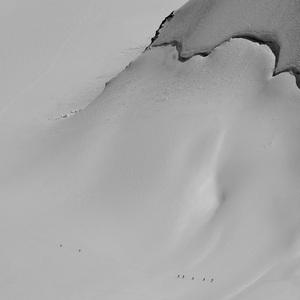 cesta ľadovcom