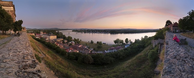 pohlad na Dunaj