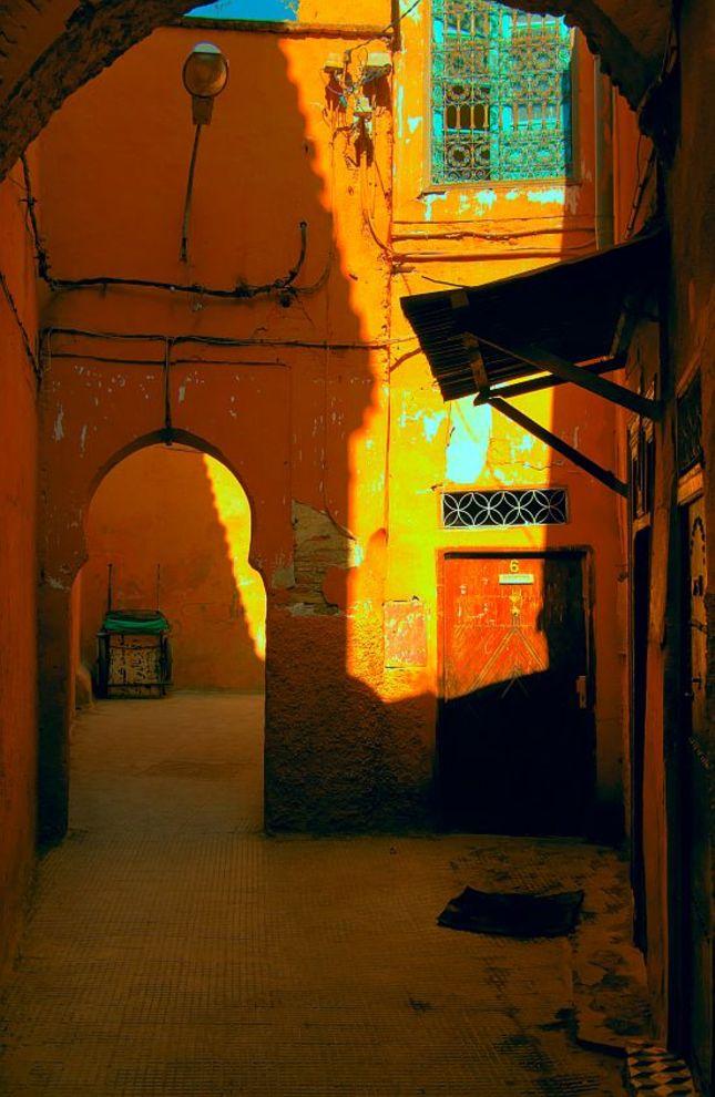 V ulickach  Marrakeshu