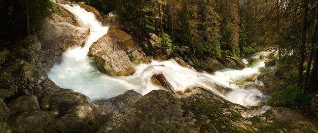 Studenovodske vodopady III