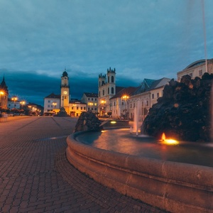 Midnight in Bystrica