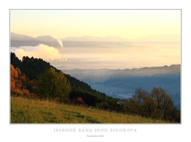 Jesnné rána spod Sidorova