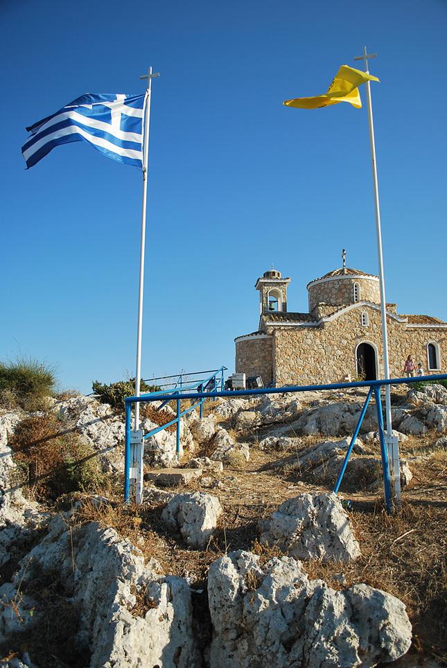Gréko-katolícky kostolík 2
