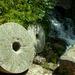 Mlynské kamene na rieke Krka