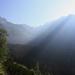 Ranné slnko v Tatrách