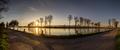 jazero na Považí