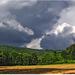 ..predbúrková oblačnosť..
