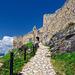 Cestička na Spišský hrad