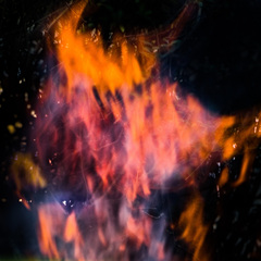 Keď plamene maľujú..