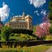 Jar na Bojnickom zámku...