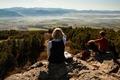 Výhľad z Holého vrchu