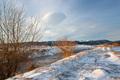 Prechádzka popri  rieke Poprad