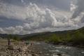 meditácia v oblakoch