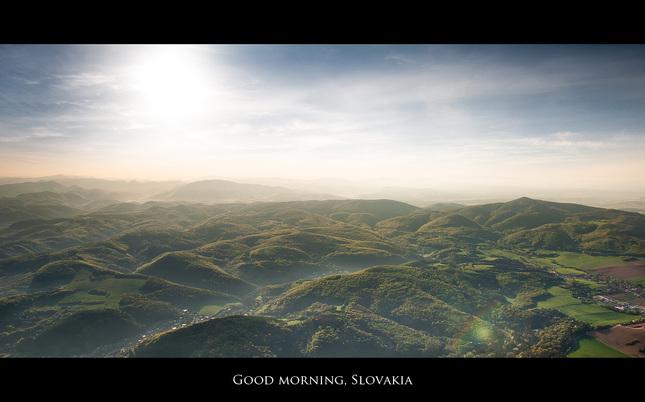 Good morning, Slovakia